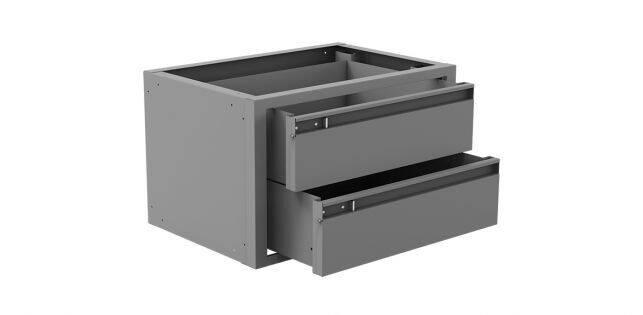 2021 Kargo Master 2-Drawer Unit for sale at Marietta Truck Sales-Accessories in Marietta GA