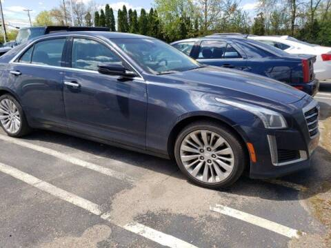 2015 Cadillac CTS for sale at Jimmys Car Deals in Livonia MI