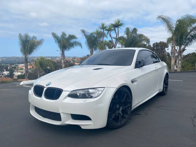 2011 BMW M3 for sale at Bozzuto Motors in San Diego CA