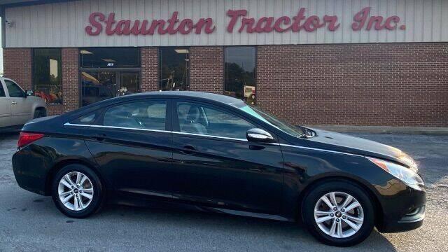 2014 Hyundai Sonata for sale at STAUNTON TRACTOR INC in Staunton VA