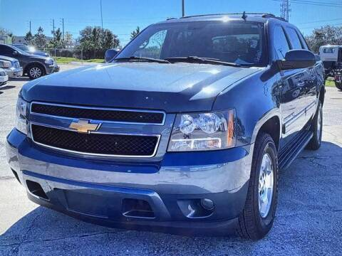 2012 Chevrolet Avalanche for sale at Global Pre-Owned in Fayetteville GA