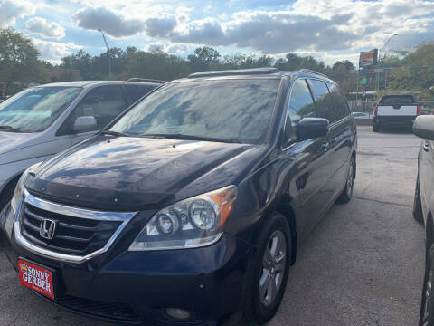 2008 Honda Odyssey for sale at Sonny Gerber Auto Sales 4519 Cuming St. in Omaha NE