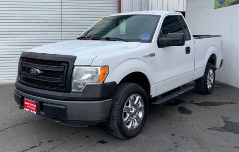 2013 Ford F-150 for sale at Manny G Motors in San Antonio TX
