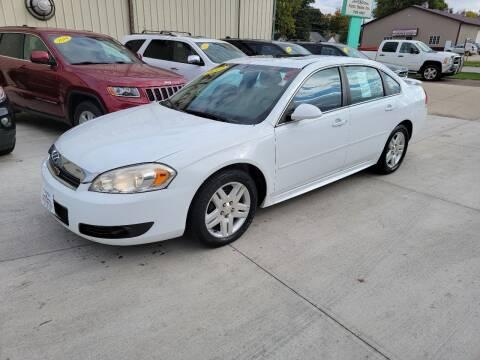 2011 Chevrolet Impala for sale at De Anda Auto Sales in Storm Lake IA