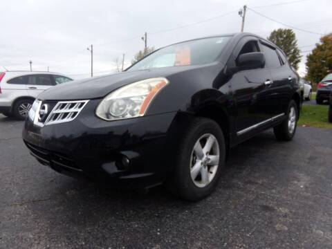 2013 Nissan Rogue for sale at Pool Auto Sales Inc in Spencerport NY