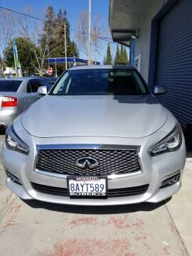 2016 Infiniti Q50 for sale at Imports Auto Sales & Service in San Leandro CA