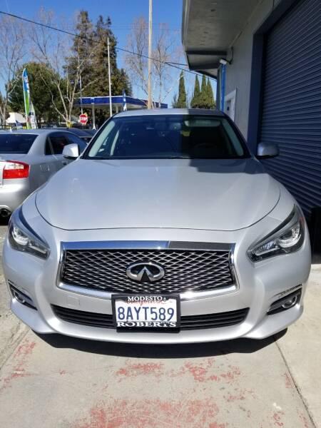 2016 Infiniti Q50 for sale at Imports Auto Sales & Service in San Leandro CA