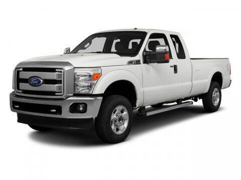 2014 Ford F-250 Super Duty for sale at Suburban Chevrolet in Claremore OK