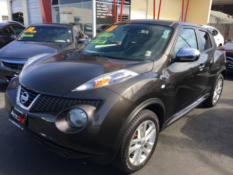 2011 Nissan JUKE for sale at Auto Max of Ventura in Ventura CA