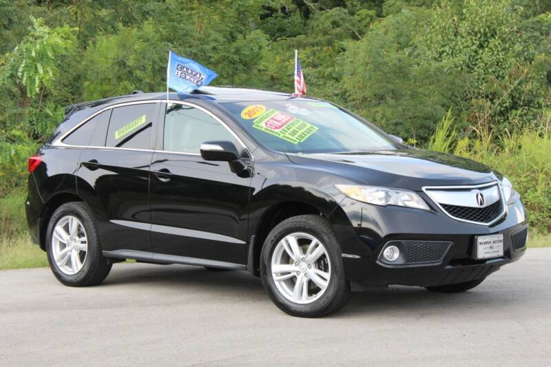2015 Acura RDX for sale at McMinn Motors Inc in Athens TN