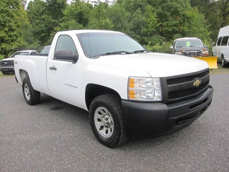 2011 Chevrolet Silverado 1500 for sale at K & R Auto Sales,Inc in Quakertown PA