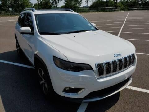 2019 Jeep Cherokee for sale at CON ALVARO ¡TODOS CALIFICAN!™ in Columbia TN