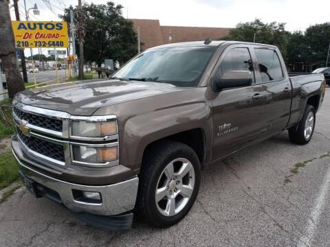 2014 Chevrolet Silverado 1500 for sale at RICKY'S AUTOPLEX in San Antonio TX