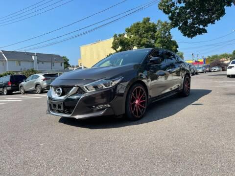 2016 Nissan Maxima for sale at Kapos Auto, Inc. in Ridgewood NY