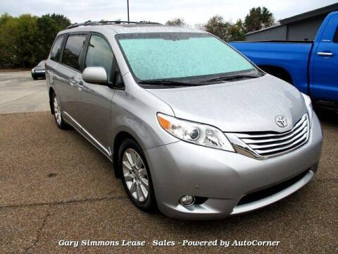 2012 Toyota Sienna for sale at Gary Simmons Lease - Sales in Mckenzie TN