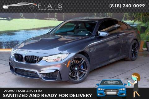2015 BMW M4 for sale at Best Car Buy in Glendale CA