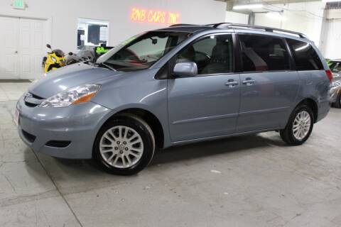 2010 Toyota Sienna for sale at R n B Cars Inc. in Denver CO
