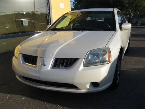 2004 Mitsubishi Galant for sale at PARK AUTOPLAZA in Pinellas Park FL