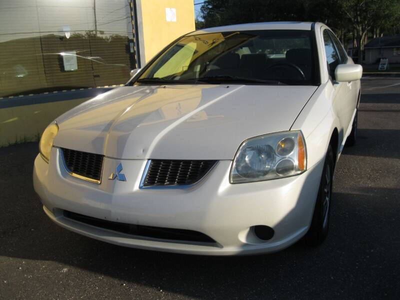2004 Mitsubishi Galant for sale at PARK AUTOPLAZA in Pinellas Park FL