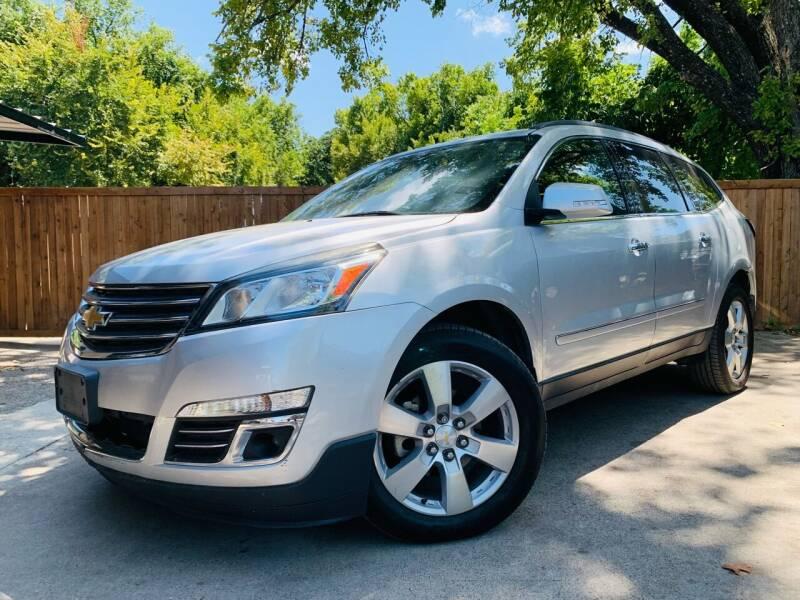 2014 Chevrolet Traverse for sale at DFW Auto Provider in Haltom City TX