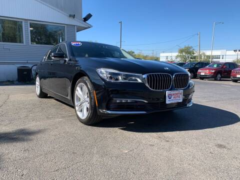 2017 BMW 7 Series for sale at 355 North Auto in Lombard IL
