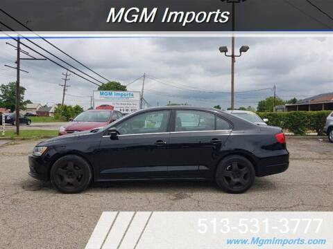 2013 Volkswagen Jetta for sale at MGM Imports in Cincannati OH