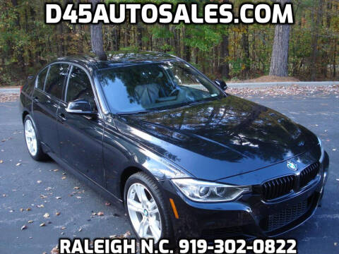 2013 BMW 3 Series for sale at D45 Auto Brokers in Raleigh NC