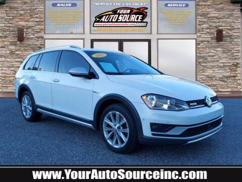 2017 Volkswagen Golf Alltrack for sale at Your Auto Source in York PA