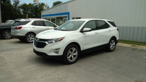 2020 Chevrolet Equinox for sale at Lee Chevrolet in Frankfort KS