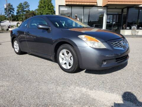 2008 Nissan Altima for sale at Ron's Used Cars in Sumter SC