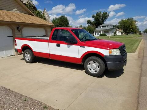 2007 Ford F-150 for sale at Eastern Motors in Altus OK