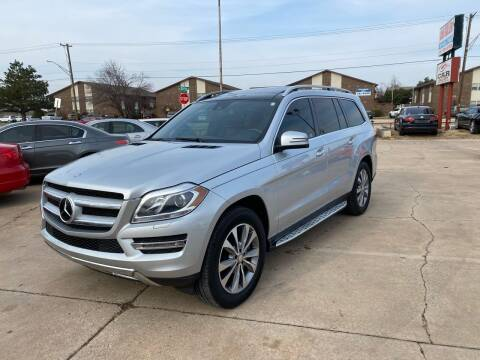 2014 Mercedes-Benz GL-Class for sale at Car Gallery in Oklahoma City OK