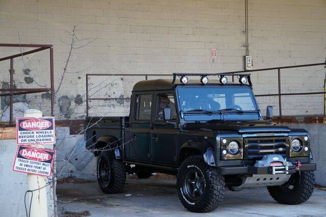 Used Land Rover Defender For Sale Carsforsale Com