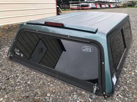 1993 Ford Ranger for sale at Crossroads Camper Tops & Truck Accessories in East Bend NC