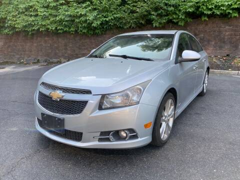 2011 Chevrolet Cruze for sale at Exotic Automotive Group in Jersey City NJ