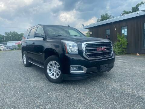 2017 GMC Yukon for sale at Mass Motors LLC in Worcester MA