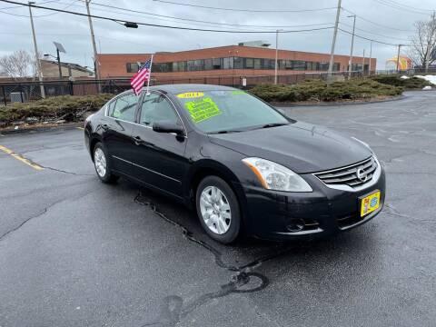 2011 Nissan Altima for sale at Fields Corner Auto Sales in Dorchester MA