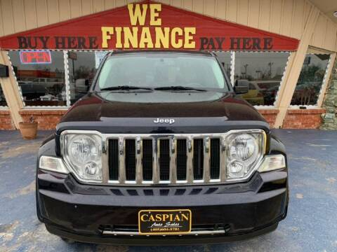 2011 Jeep Liberty for sale at Caspian Auto Sales in Oklahoma City OK