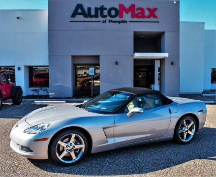 2008 Chevrolet Corvette for sale at AutoMax of Memphis - Ralph Hawkins in Memphis TN