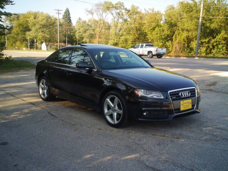2010 Audi A4 for sale at BestBuyAutoLtd in Spring Grove IL