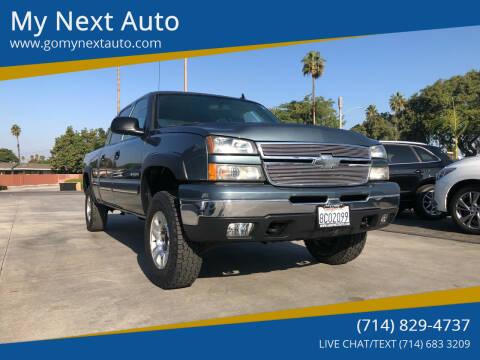 2006 Chevrolet Silverado 1500HD for sale at My Next Auto in Anaheim CA