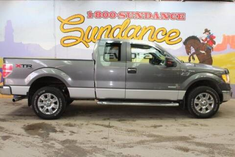 2012 Ford F-150 for sale at Sundance Chevrolet in Grand Ledge MI