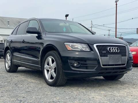 2012 Audi Q5 for sale at CRS 1 LLC in Lakewood NJ