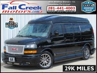 2013 GMC Savana Cargo for sale at Fall Creek Motor Cars in Humble TX