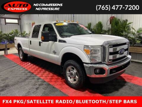 2016 Ford F-250 Super Duty for sale at Auto Express in Lafayette IN