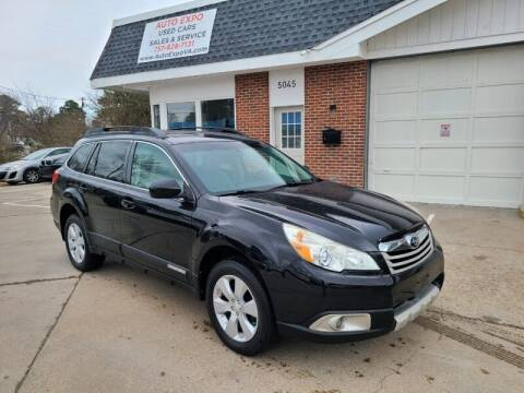 2012 Subaru Outback for sale at Auto Expo in Norfolk VA