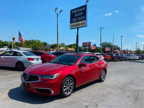 2020 Acura TLX for sale at Michaels Autos in Orlando FL