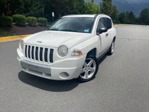 2007 Jeep Compass for sale at Aren Auto Group in Sterling VA