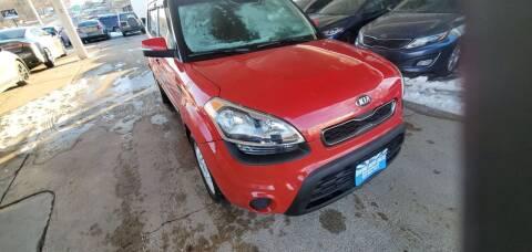 2013 Kia Soul for sale at Divine Auto Sales LLC in Omaha NE