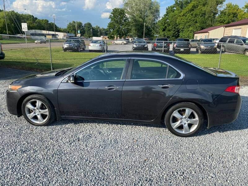 2012 Acura TSX for sale at Tennessee Motors in Elizabethton TN